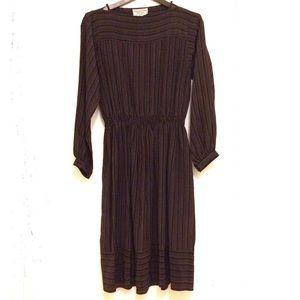 Charlotte Ford Boutique Vintage Dress Size 6